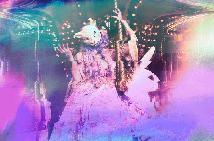 Enchanted Dreams shoot Ghostlan - ghostofearth   ello