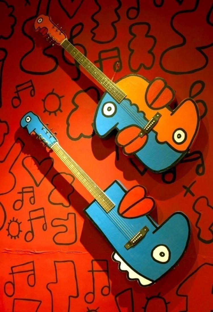 full playable Electric Acoustic - artecoart   ello