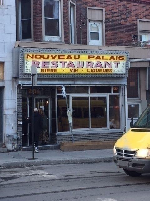 Nouveau Palais 9 March, 2018, a - austerlitz | ello
