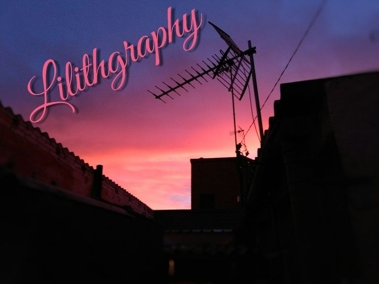 Lilithgraphy, Cielo, Heaven, Nubes - wolf_harlyne | ello