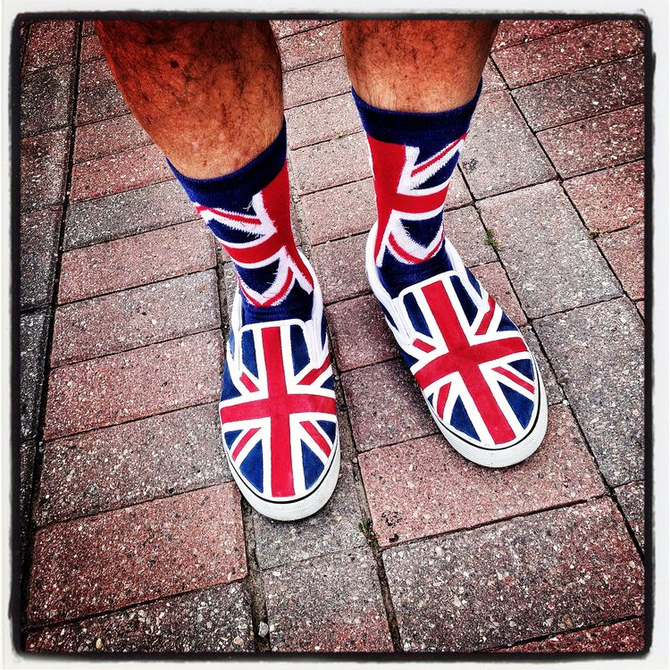 rule Britannia.... fashion, Por - russell2 | ello