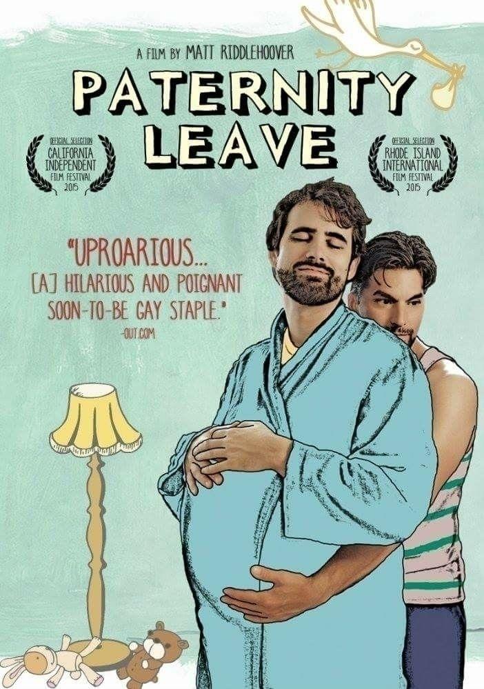 <3 [Mỹ 2015] Paternity Leave - gaymoviesvietsub | ello