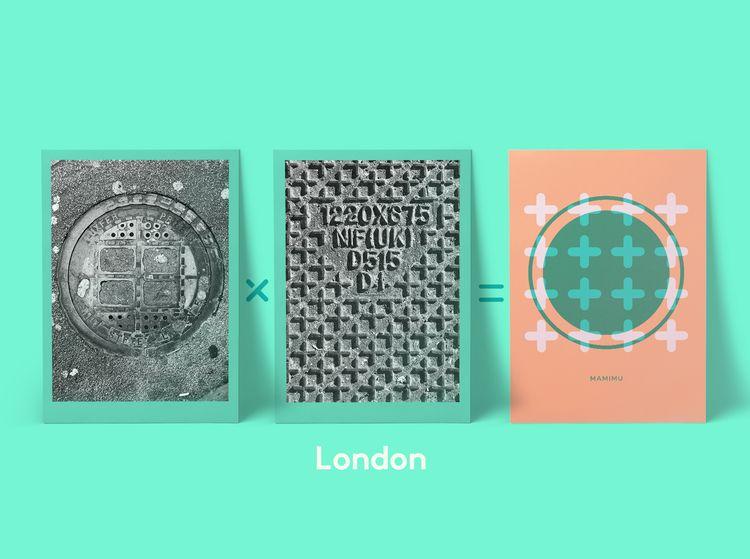 Mamimu patterns inspired urban  - mamimutokyo | ello