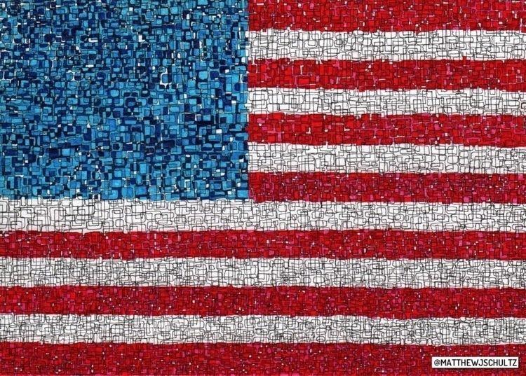 Electoral College 2016; Etsy.  - matthewjschultz | ello