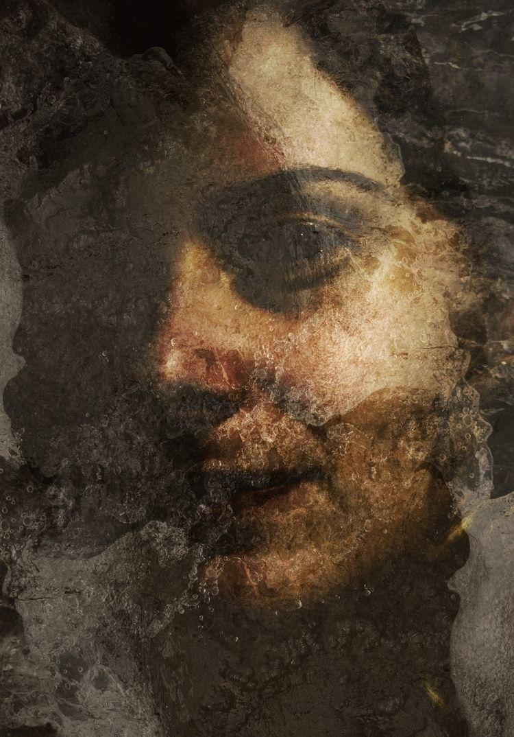 works: monalisa - sinpupilas, extraterrestre - natxodiego | ello