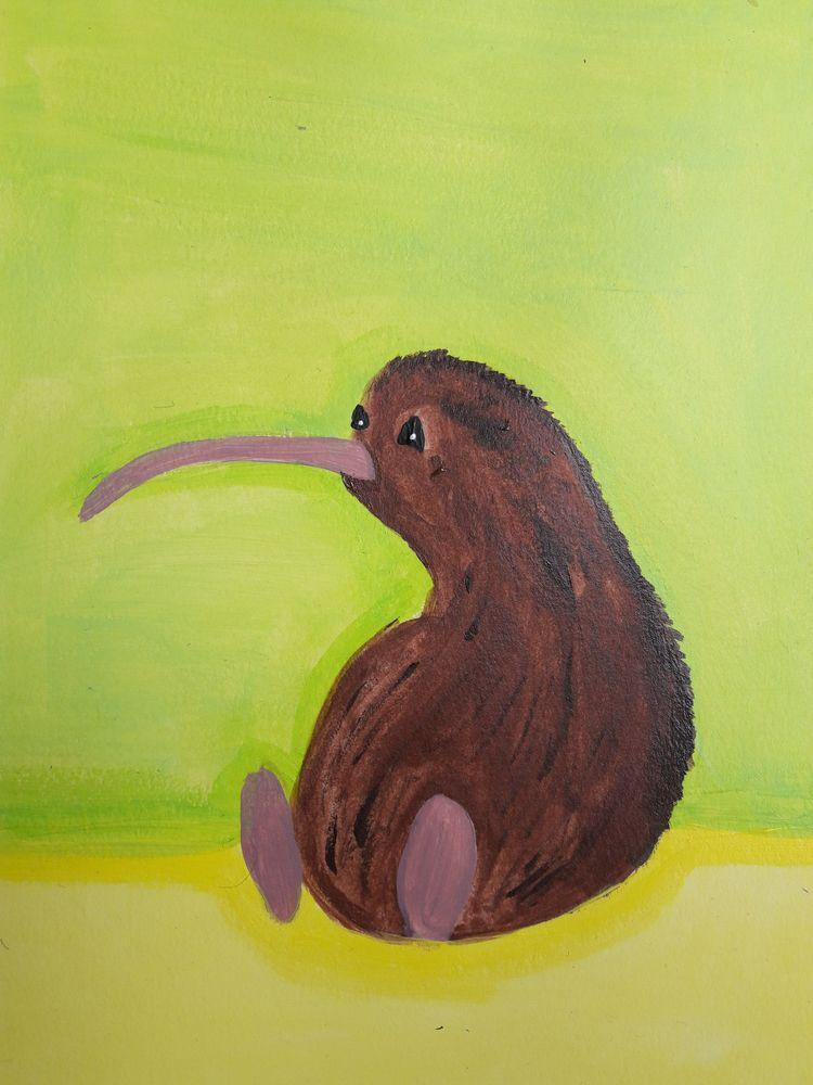 kiwi - taitgallery | ello
