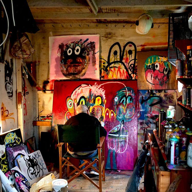 Studio shot. 2018 - danielcrossan | ello