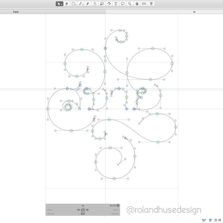Working Sabai Glyphs App - rolandhuse | ello