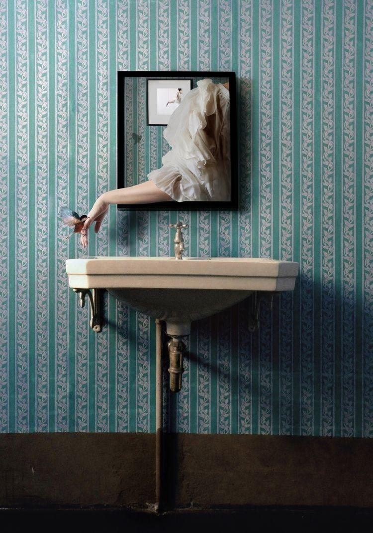 mirror, bird, symbolic_image - montserratdiaz | ello