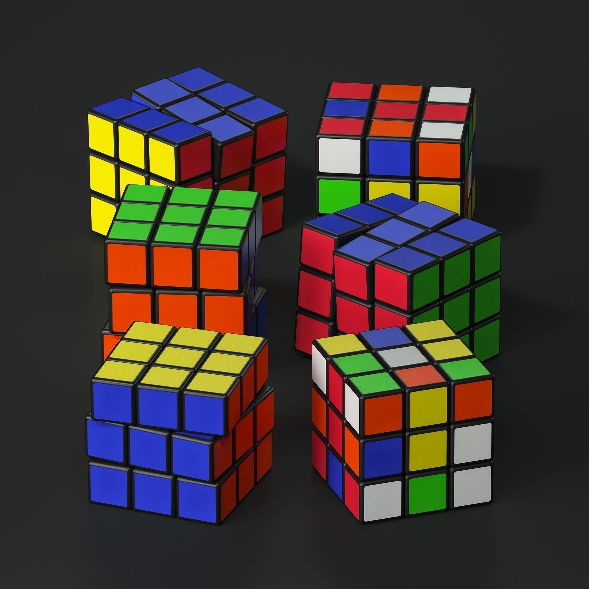 cube - braille, 36daysoftype, 36days_r - philiplueck | ello