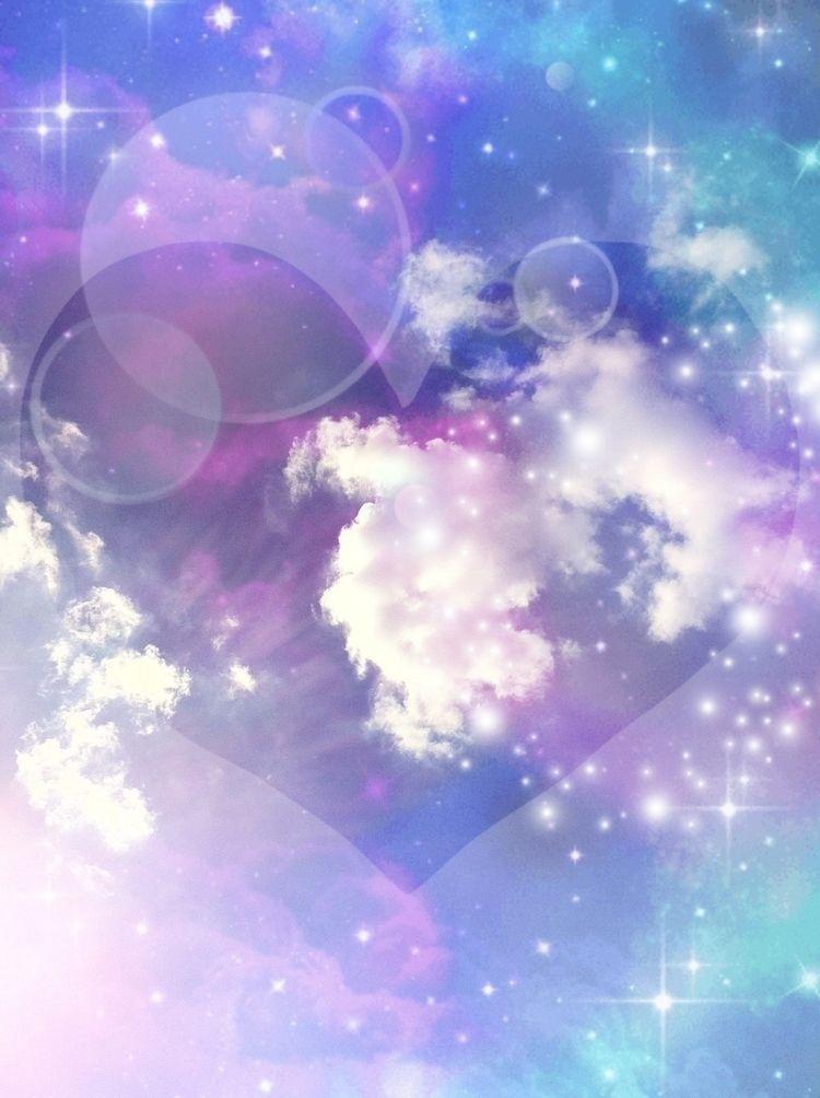 あなたが好き。あなたを想いながら空を見上げるよ。叶わない、届か - onsen1207 | ello
