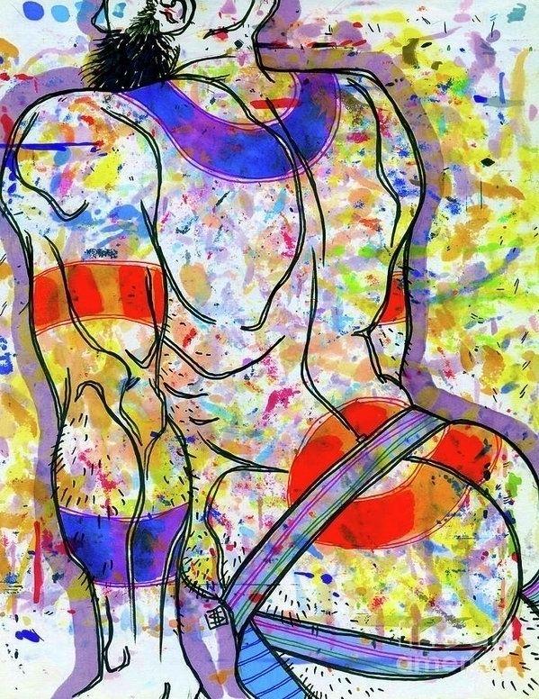 Artwork: Palette Lad 15!! Origi - shedges | ello