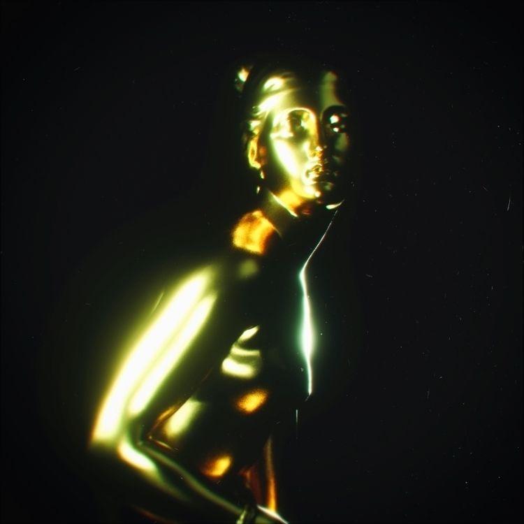 Gold texture experiment Octane  - sbjctdmind | ello