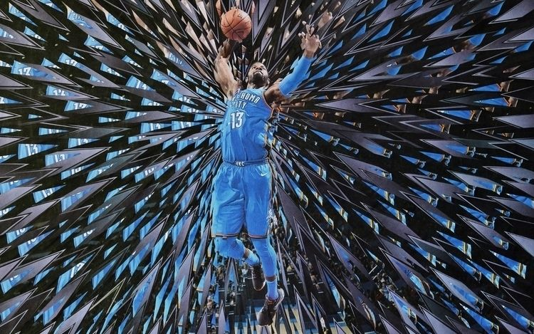 Home Craze art Nike Basketball - loladupre | ello