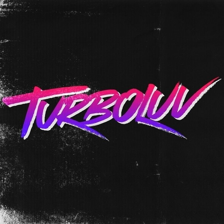 logo TURBOLUV, clothing brand - sushilove | ello
