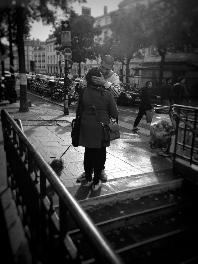 Street Photography Paris. Le ba - signorino | ello