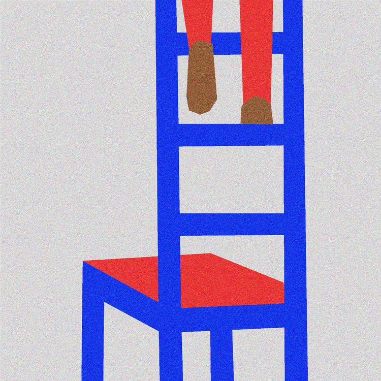 CLIMBING - illustration, artwork - sebastiankoenig | ello