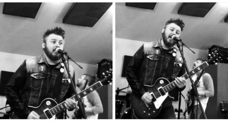 Rehearsal - makingmusic, metal, music - leather666 | ello