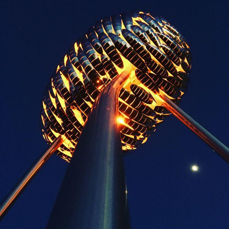Capsel, art sculpture close hom - stigergutt | ello