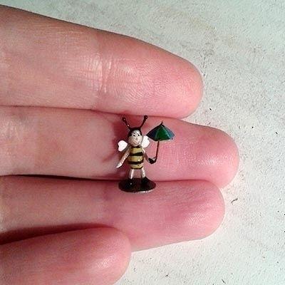 Cute bee umbrella - ilovemicro | ello