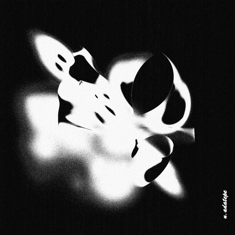 Dancing shadows (Chaos series - Art - nadatepe | ello