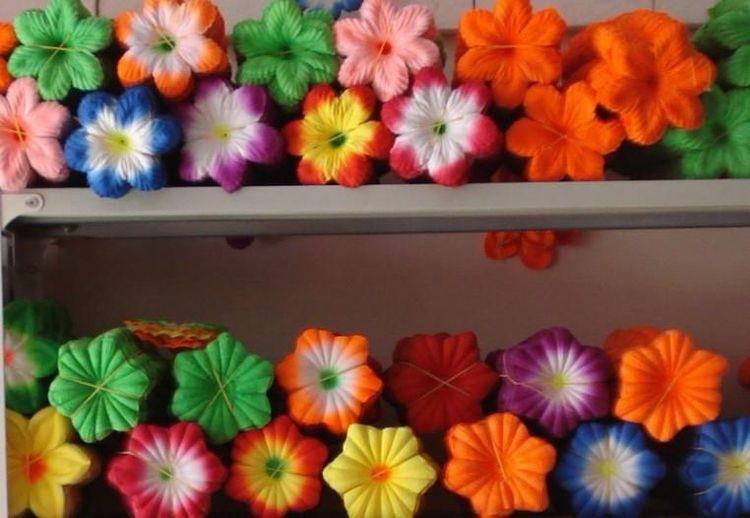 sort fabric fabricated flowers  - yiwumarket | ello