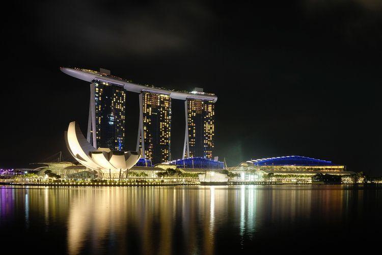 'Marina Bay Sands', Singapore 2 - joelmasinsin | ello