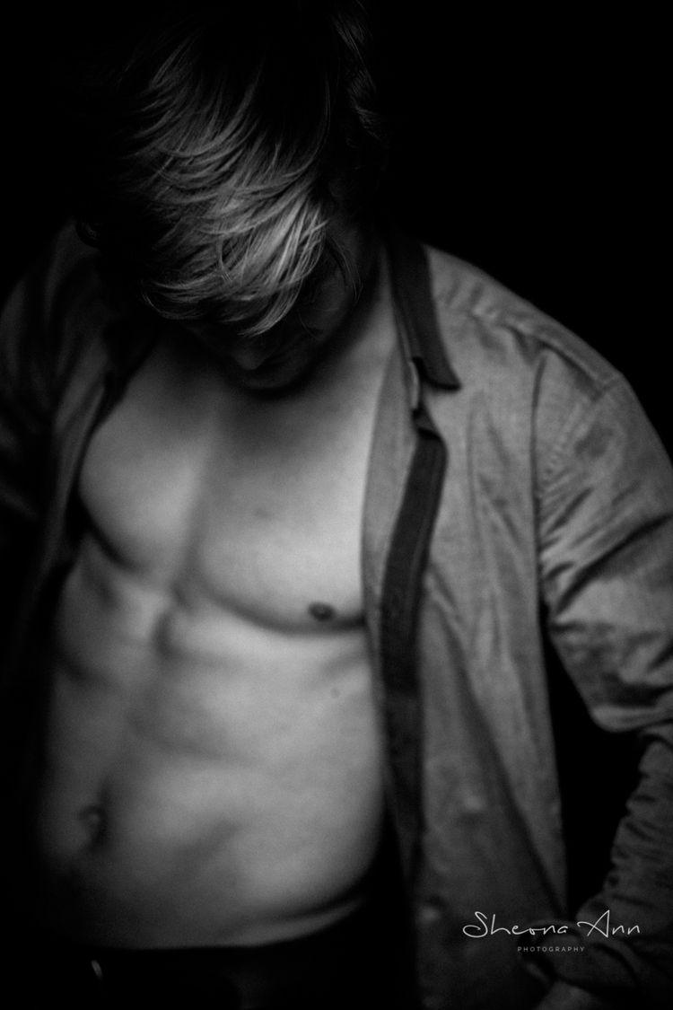 shirt  - monochrome, photography - sheona-ann | ello