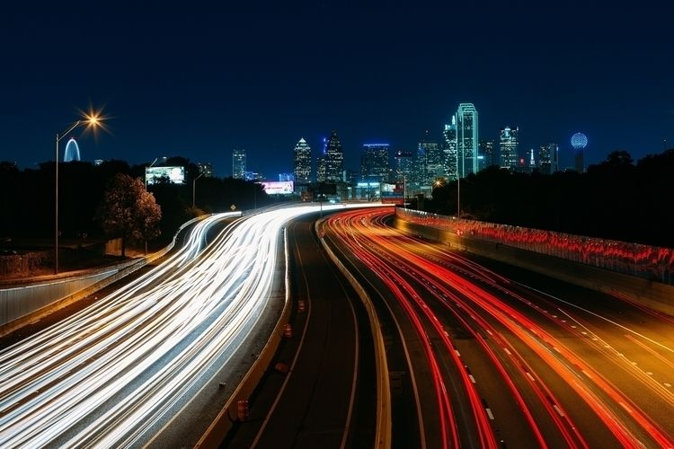 Dallas Night - photography, dallas - timothy_hoang | ello
