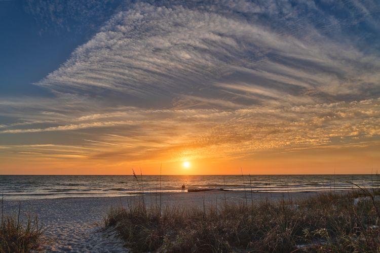 Days stuff bad - sunset, Florida - rickschwartz | ello