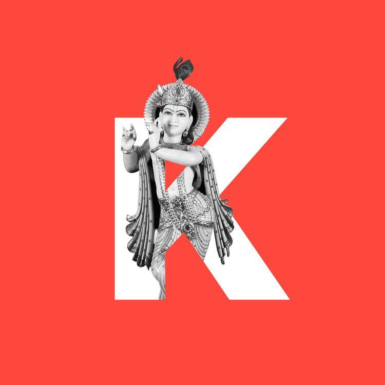 Divine Type: Krishna  - 36daysoftype - zneuta | ello