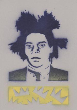 Basquiat Lukrezia 2018 - illustration - lukrezia_yells_like_hell | ello