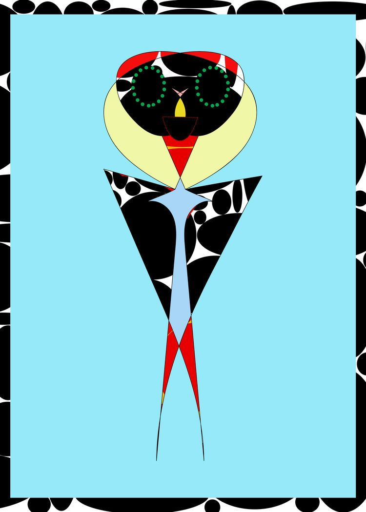 Lady Bird - fun, ello, love, illustration - halehj | ello