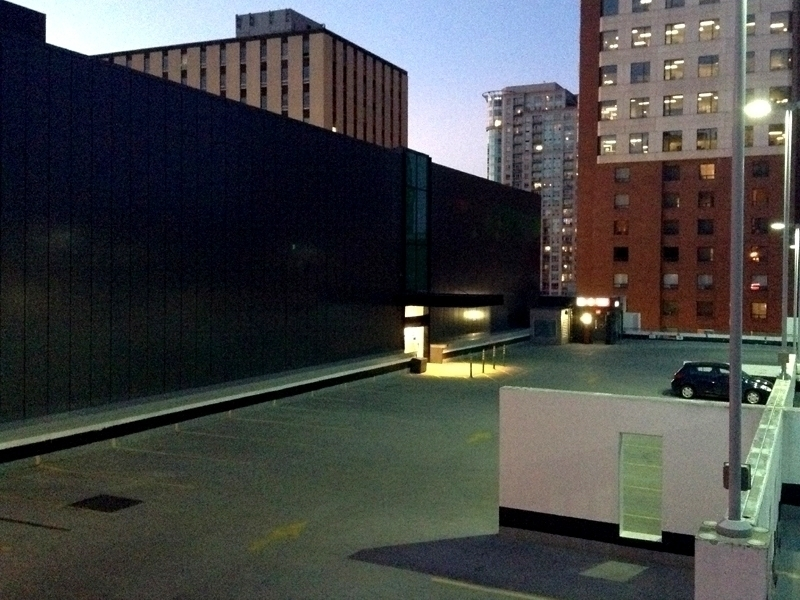 Cinematic Parking Lot - photo - dispel | ello