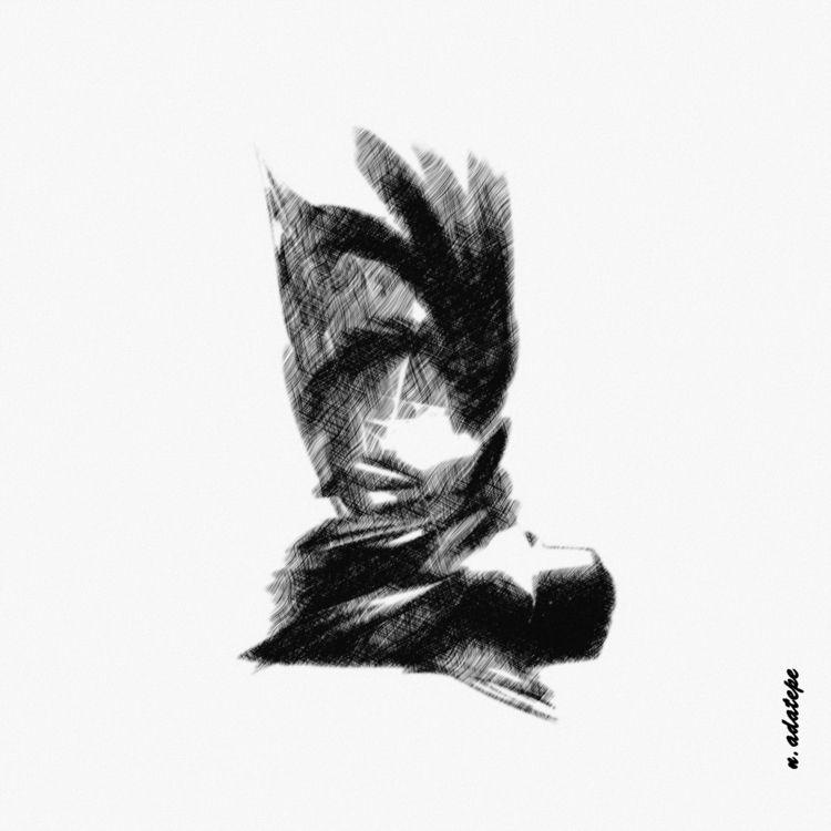Art, Digital, people, woman, abstract - nadatepe | ello