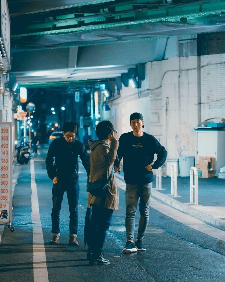 hanging nice evening Tokyo...  - fokality | ello