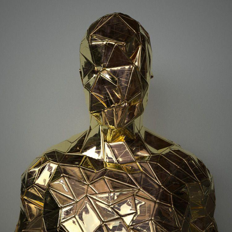 Diametrix - sculpture, geometry - z3rogravity   ello