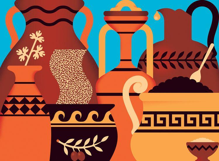 cookery Crete learn cook ancien - alconic | ello