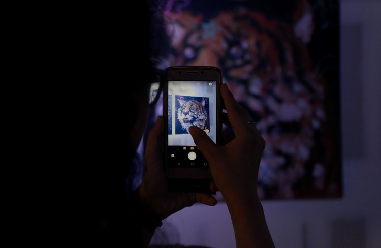 Exposición en La Gran Vía , 18 - ernesto-andre | ello