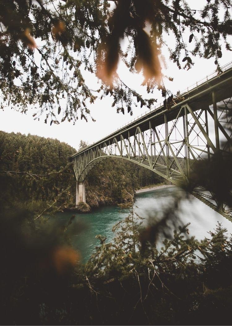 Hills Bridge - rosswmarvin | ello