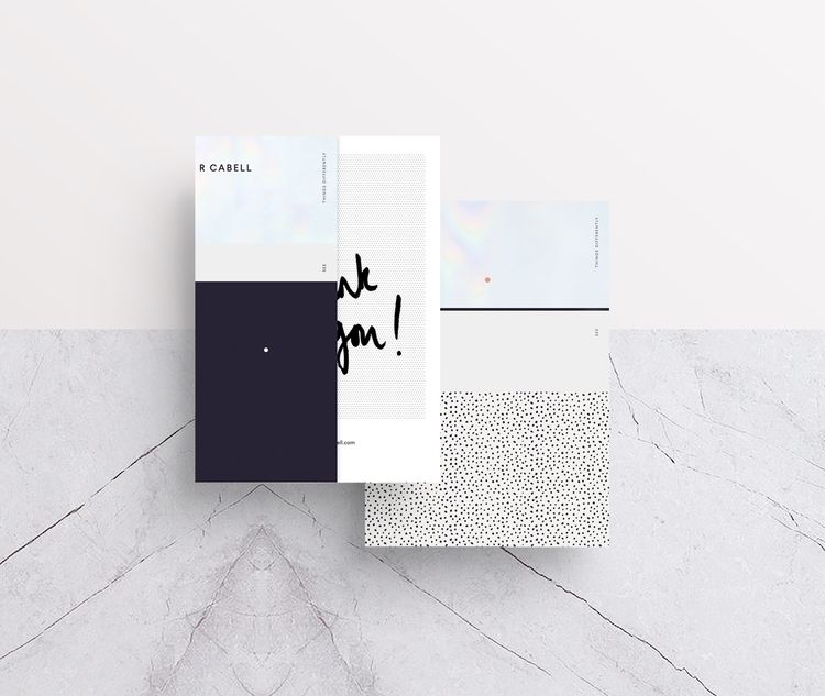 Card Oliver Cabell - tomjueris | ello