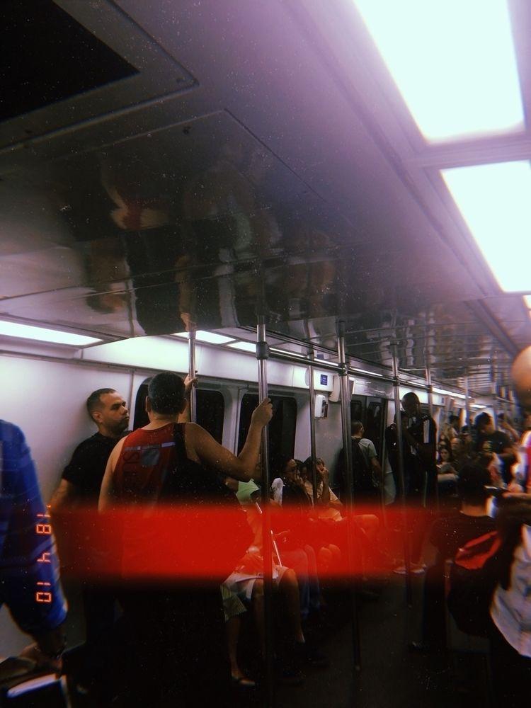 subway - kimharrt | ello