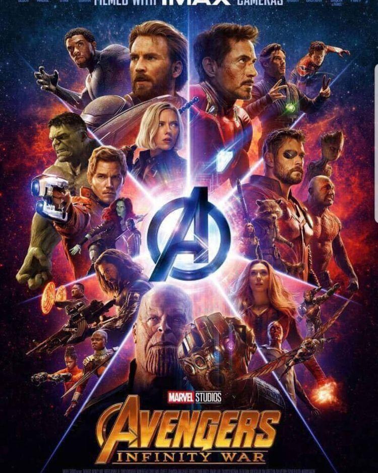Vingadores: Guerra Infinita em  - 09054859 | ello