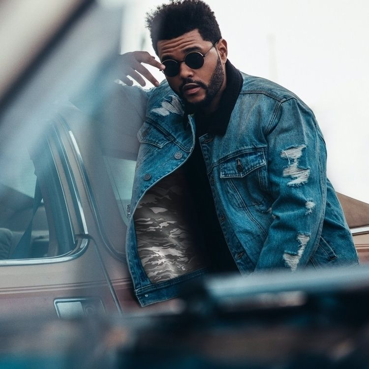 Weeknd - fashionculture | ello