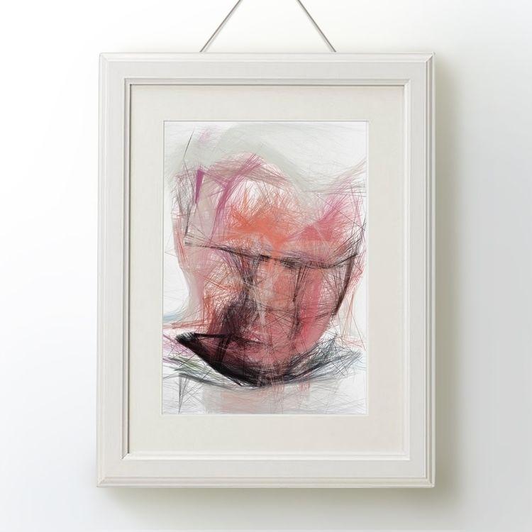 Consuelo - abstract, abstractart - elfelo | ello