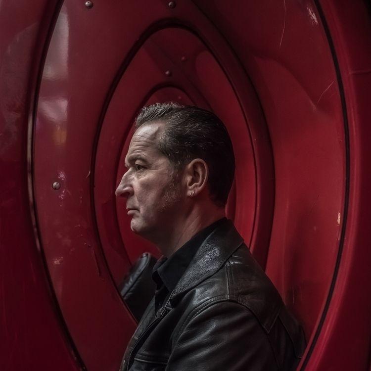 Fred Alpi • Paris - portrait, photography - jean-fabien   ello