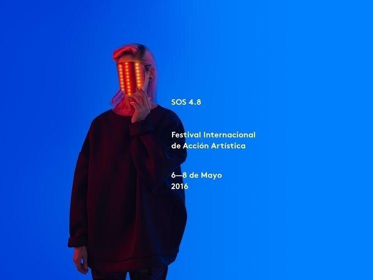 2016 Campaign SOS4.8 Festival - artdirection - guillermotorres | ello