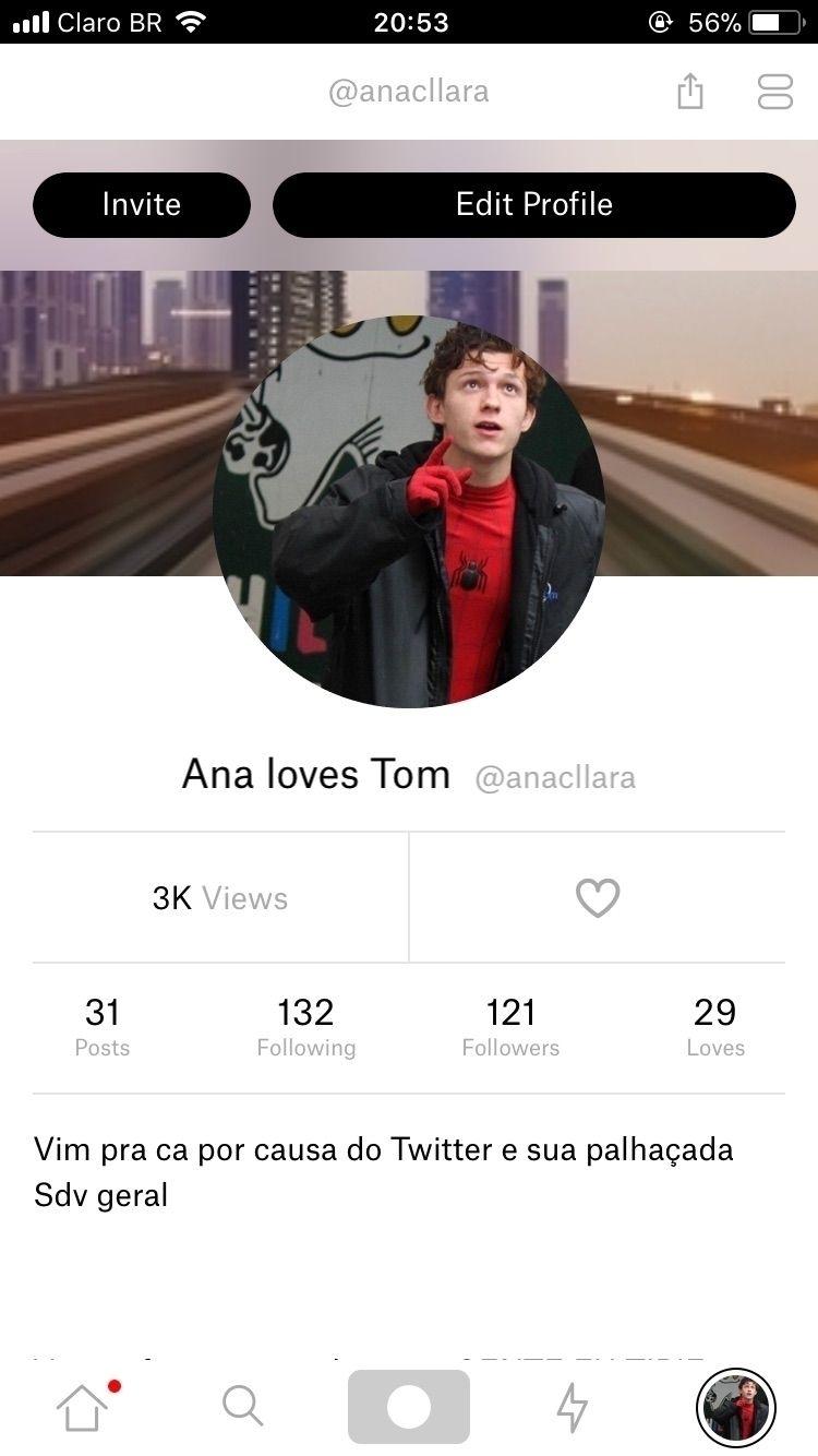 Mesma quantidade de seguidores  - anacllara | ello