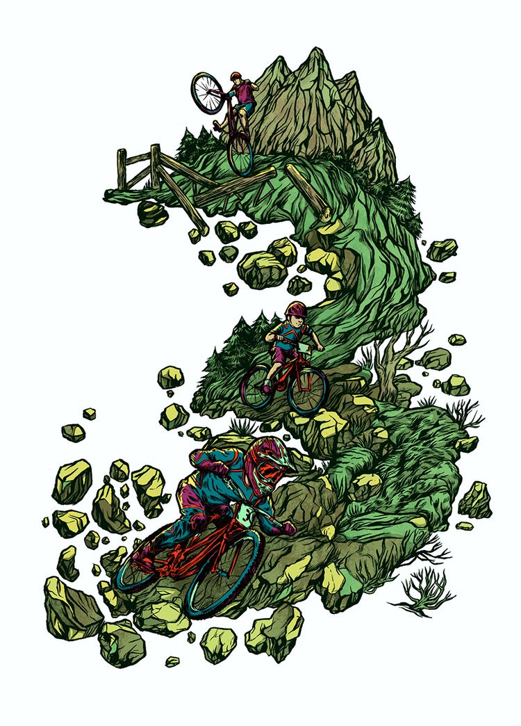 Apparel illustration thirds edi - nicolaenegura | ello