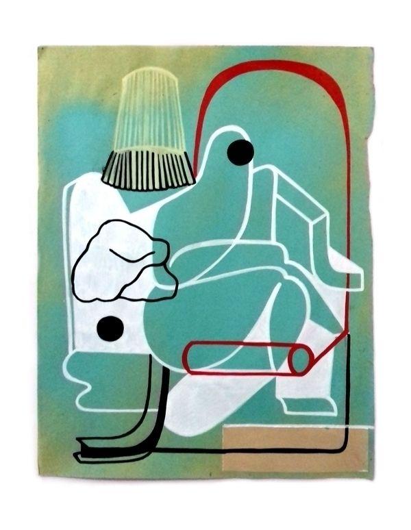 PAPER spray acrylic recycled pa - moonmambo | ello